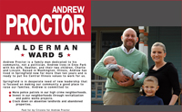 Andrew Proctor for Alderman of Ward 5