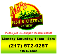 MJ's Fish and Chicken Express