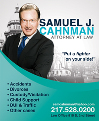 Sam Cahnman, Attorney at Law