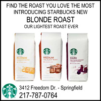 Starbucks Blonde Roast ad