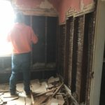 819 N. 8th Wall Removal