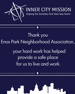 Inner City Mission - helping the homeless find their way home
