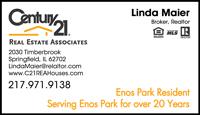 Linda Maier, Broker, Realtor - EPNIA Sponsor