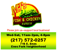 MJ's Fish and Chicken Restaurant