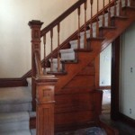 1055 N. 6th Staircase